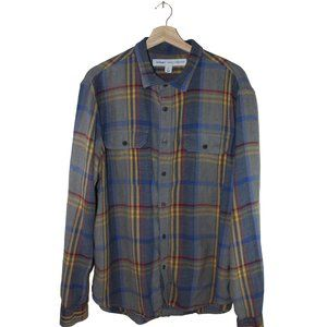 🚨Old Navy Plaid Flannel Shirt